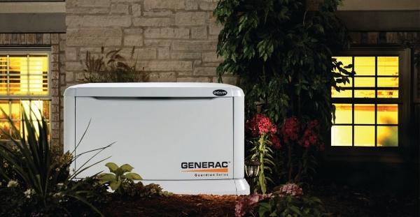 Бензиновые генераторы Generac – уже в продаже!
