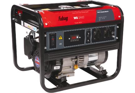 Генератор бензиновый fubag ms5700 5 1 квт бензиновый