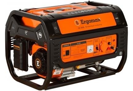 Бензиновый генератор ergomax ga950s2 бензиновый