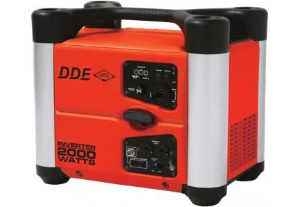 Инверторный бензиновый генератор DDE DPG 2051 Si