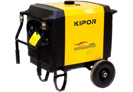 Генераторы бензиновые kipor ig6000 транзистор npn в стабилизаторе напряжения