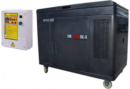 Бензиновый генератор Mitsui Power ZM 12500 SE-3 с АВР