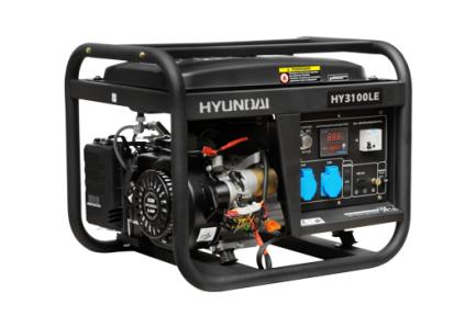 Генератор бензиновый hyundai hhy 7000f hyundai