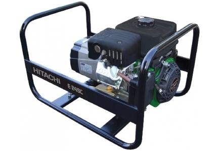 Бензиновый генератор Hitachi E 24 SC