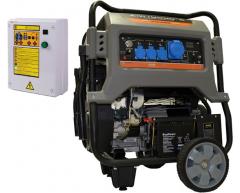 Бензиновый генератор Mitsui Power ECO ZM 11000 E с АВР