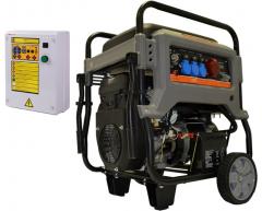 Бензиновый генератор Mitsui Power ECO ZM 11000 E-3 с АВР