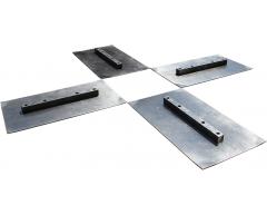 Комплект лопастей Vektor 250x125 для VSCG 800/1000