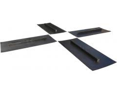 Комплект лопастей Vektor 460x125 для VSCG 800/1000