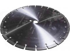 Диск алмазный по асфальту Vektor 350 мм