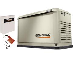 Газовый генератор Generac 7189 с АВР + подогрев