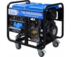 Дизельный генератор TSS SDG 5000 EH