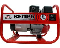 Бензиновый генератор Вепрь АБП 2.2-230 ВХ-Б