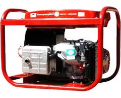 Бензиновый генератор Вепрь АБП 7/4-Т400/230 ВХ-БГ