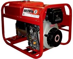 Дизельный генератор Вепрь АДП 5-230 ВЯ-БС