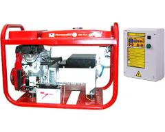 Бензиновый генератор Вепрь АБП 10-Т400/230 ВХ-БСГ с АВР