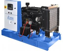 Дизельный генератор TSS Стандарт TTD 11 TS-2