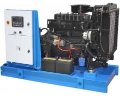 Дизельный генератор TSS Стандарт TTD 42 TS