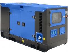 Дизельный генератор TSS Стандарт TTD 14 TS ST-2