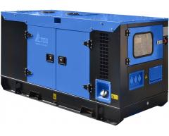 Дизельный генератор TSS Стандарт TTD 18 TS ST-2
