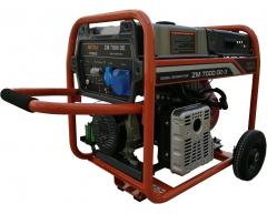 Дизельный генератор Mitsui Power ECO ZM 7000 DE