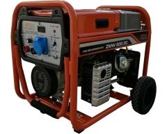 Сварочный бензиновый генератор Mitsui Power ECO ZMW 200 DC