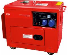 Дизельный генератор Elitech ДЭС 8000 ЕМК