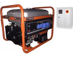 Бензиновый генератор Zongshen PH 13500 E с АВР