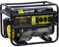 Бензиновый генератор Huter DY 9500 L