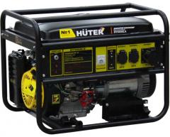 Бензиновый генератор Huter DY 9500 LX