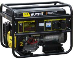 Бензиновый генератор Huter DY 9500 LX-3