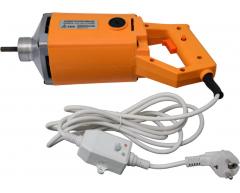 Вибратор глубинный электрический TSS ЭП 1.3/220 Ш (левая резьба)