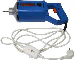 Вибратор глубинный электрический TSS ЭП 0.75/220 Ш (правая резьба)