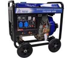 Сварочный дизельный генератор TSS DGW 200 E