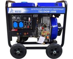 Сварочный дизельный генератор TSS DGW 250 E