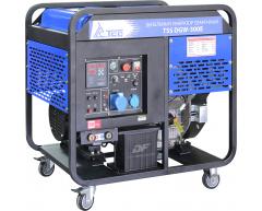Сварочный дизельный генератор TSS DGW 300 E