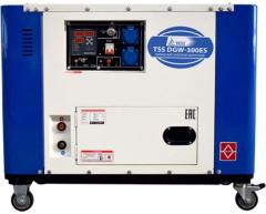 Сварочный дизельный генератор TSS DGW 300 ES