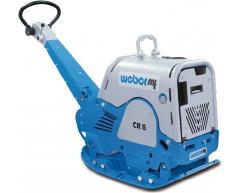 Виброплита дизельная WEBER MT CR 6 CCD 2.0