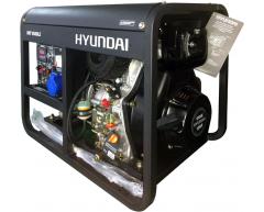 Дизельный генератор Hyundai DHY 8500 LE