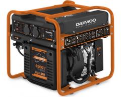Инверторный бензиновый генератор Daewoo GDA 5600i