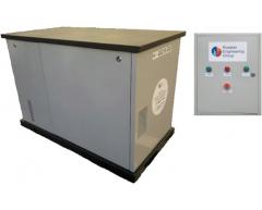 Газовый генератор REG GG 12-230 S с АВР + подогрев