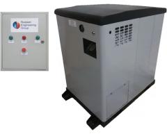 Газовый генератор REG GG 14-230 SV с АВР + подогрев