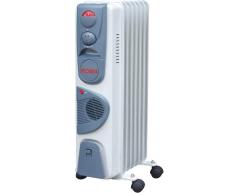 Масляный радиатор с тепловентилятором Ресанта ОМ 7 НВ