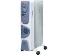Масляный радиатор с тепловентилятором Ресанта ОМ 9 НВ