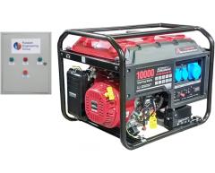 Газовый генератор REG LC 10000 с АВР