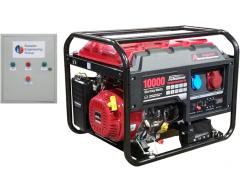 Газовый генератор REG LC 10000-3 с АВР