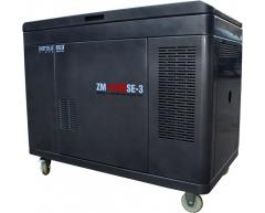 Бензиновый генератор Mitsui Power ZM 12500 SE-3