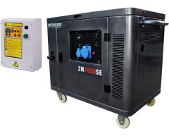 Бензиновый генератор Mitsui Power ZM 7000 SE с АВР