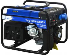 Бензиновый генератор TSS SGG 5000 EA