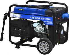 Бензиновый генератор TSS SGG 6000 EHA