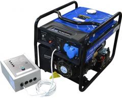 Бензиновый генератор TSS SGG 6000 EA с АВР